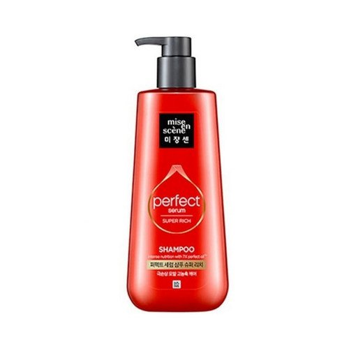 Mise en Scene Perfect Serum Super Rich Shampoo